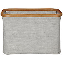 Buy John Lewis Fusion Rectangular Storage Basket Online at johnlewis.com