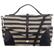 Buy Somerset by Alice Temperley Clevedon Stripe Across Body Handbag Online at johnlewis.com