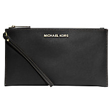 Buy MICHAEL Michael Kors Jet Set Slim Travel Clutch Purse Online at johnlewis.com