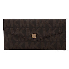Buy MICHAEL Michael Kors Signature Carryall Purse Online at johnlewis.com