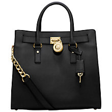 Buy MICHAEL Michael Kors Hamilton Long Tote Handbag Online at johnlewis.com
