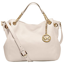 Buy MICHAEL Michael Kors Jet Set Chain Medium Tote Handbag Online at johnlewis.com