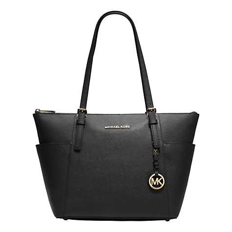 Buy MICHAEL Michael Kors Jet Set East/West Tote Bag Online at johnlewis.com
