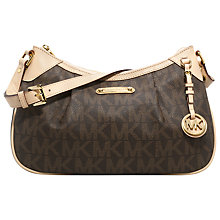 Buy MICHAEL Michael Kors Jet Set Medium Shoulder Handbag Online at johnlewis.com