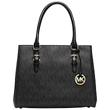 Buy MICHAEL Michael Kors Jet Set Medium Tote Handbag Online at johnlewis.com