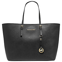 Buy MICHAEL Michael Kors Jet Set Travel Tote Handbag Online at johnlewis.com