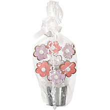 Buy Image on Food Thanks a Bunch Flower Gingerbread Bouquet, 350g Online at johnlewis.com