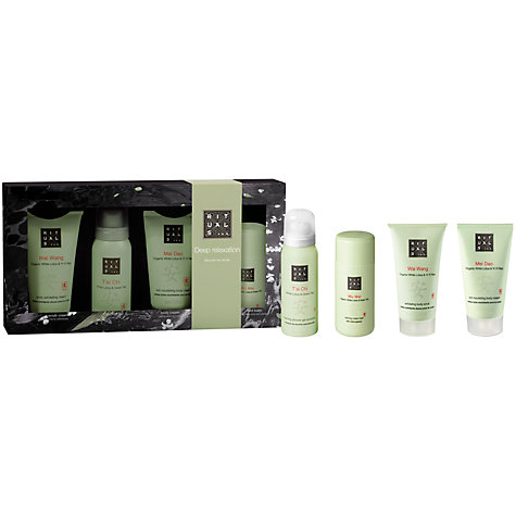 Buy Rituals Deep Relaxation Bath and Body Set Online at johnlewis.com