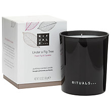 Buy Rituals Fig Tree Candle, 290g Online at johnlewis.com