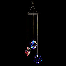 Buy Think Gadgets Snowflake Battery Operated LED Mobile Online at johnlewis.com