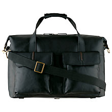 Buy Radley Wickford Leather Holdall Online at johnlewis.com