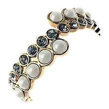 Buy Adele Marie Faux Pearl and Glass Crystal Bracelet Online at johnlewis.com