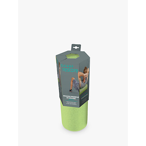 Buy Gaiam Muscle Therapy Foam Roller Online at johnlewis.com