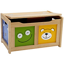 Buy John Crane Four Friends Toy Chest Online at johnlewis.com