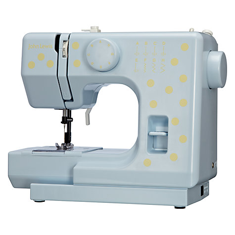 Buy JL Mini Spot Sewing Machine Online at johnlewis.com