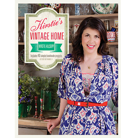 Buy Kirstie's Vintage Home Book Online at johnlewis.com