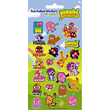 Buy Moshi Monsters Stickers Online at johnlewis.com