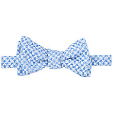Buy Penrose London Charmouth Bow Tie, Blue Online at johnlewis.com