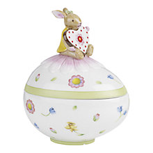Buy Villeroy & Boch Bunny With Heart Pill Box Online at johnlewis.com
