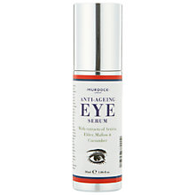 Buy Murdock London Anti-Ageing Eye Serum, 30ml Online at johnlewis.com