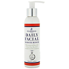 Buy Murdock London Daily Facial Moisturiser, 150ml Online at johnlewis.com