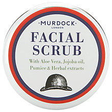 Buy Murdock London Exfoliating Facial Scrub, 100ml Online at johnlewis.com
