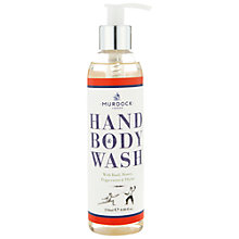 Buy Murdock London Hand and Body Wash, 250ml Online at johnlewis.com