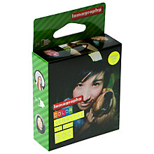 Buy Lomography Colour Negative 800/120mm Film, 3 Pack Online at johnlewis.com