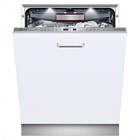 Buy Neff S51T69X3GB Integrated Dishwasher Online at johnlewis.com