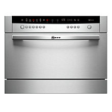 Buy Neff S65M63N1GB Integrated Dishwasher Online at johnlewis.com