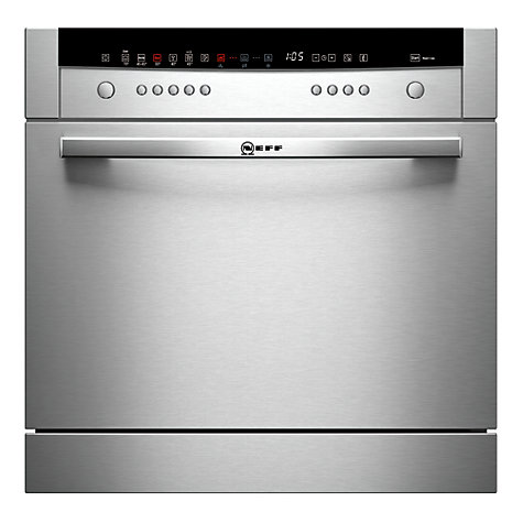 Buy Neff S66M63N1GB Integrated Dishwasher Online at johnlewis.com