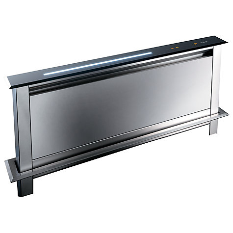 Buy best Lift Small Downdraft Cooker Hood, Stainless Steel Online at johnlewis.com