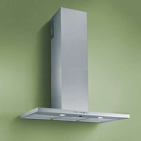 Buy best Nettuno Cooker Hood, Stainless Steel Online at johnlewis.com