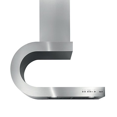 Buy best Shelf Cooker Hood, Stainless Steel Online at johnlewis.com