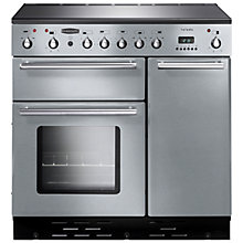 Buy Rangemaster Toledo 90 Induction Hob Range Cooker, Stainless Steel Online at johnlewis.com
