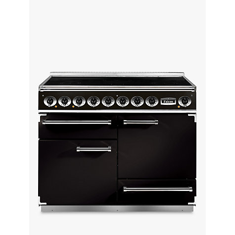 Buy Falcon 1092 Deluxe Induction Hob Range Cooker, Black Online at johnlewis.com