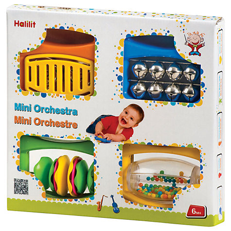 Buy Halilit Mini Orchestra Set Online at johnlewis.com