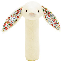 Buy Jellycat Bashful Blossom Bunny Squeaker Online at johnlewis.com