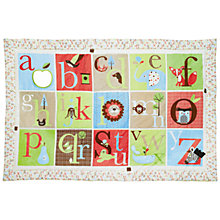 Buy Skiphop Alphabet Zoo Megamat Online at johnlewis.com