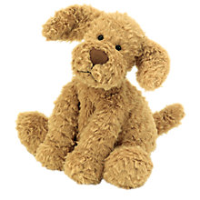 Buy Jellycat Fuddlewuddle Puppy Online at johnlewis.com