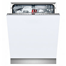 Buy Neff S71M63X2GB Integrated Dishwasher Online at johnlewis.com