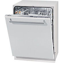 Buy Miele G4280Vi Integrated Dishwasher Online at johnlewis.com