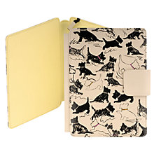 Buy Radley Thames Leather Kindle Cover, Elderflower Online at johnlewis.com
