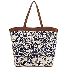 Buy Somerset by Alice Temperley Camellia Embroidery Bag Online at johnlewis.com