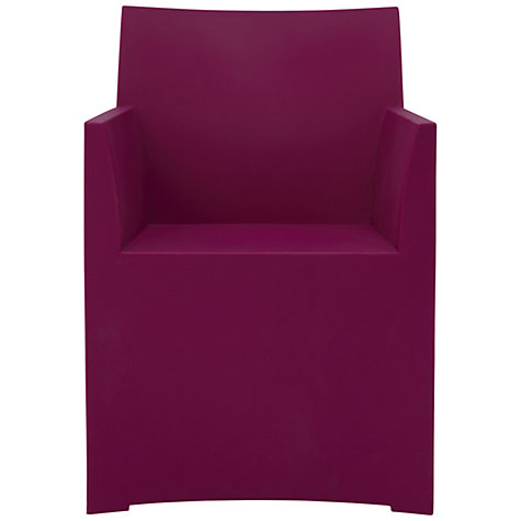 Buy Santos Recycled Outdoor Plastic Chair Online at johnlewis.com