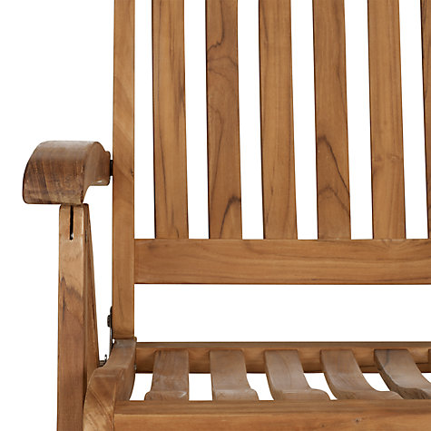 Buy Kettler Vancouver FSC Multiposition Outdoor Chair Online at johnlewis.com