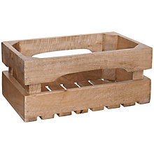Buy Nkuku Ahanti Storage Crate Online at johnlewis.com