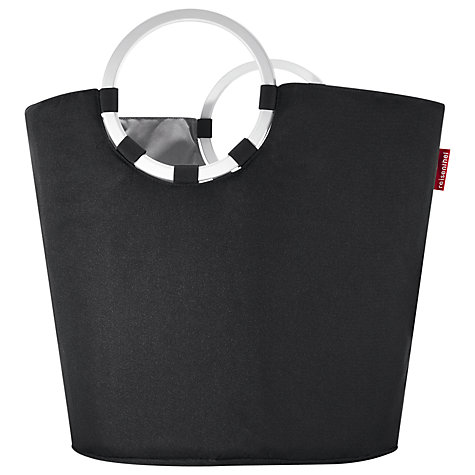 Buy Reisenthel Loop Home Basket, Black Online at johnlewis.com