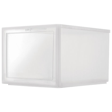 Buy Reisenthel Windowbox, Large, White Online at johnlewis.com