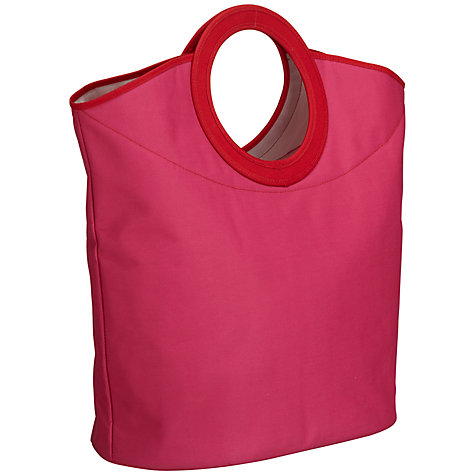 Buy little home at John Lewis Storage Bag, Red Online at johnlewis.com